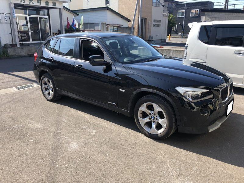 BMW X1 塗装しました!